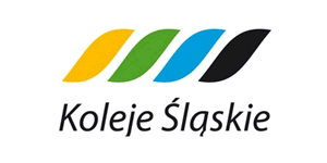 Logo firmy Koleje Śląskie