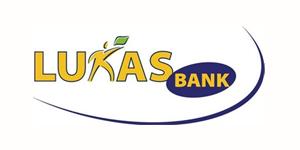 Logo firmy LUKAS BANK